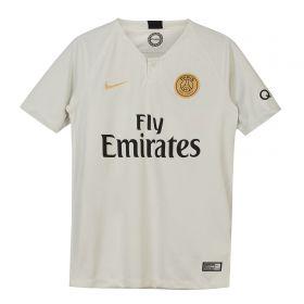 Paris Saint-Germain Away Stadium Shirt 2018-19 - Kids with Mbappé 7 printing