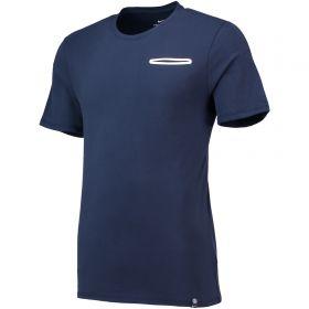 Paris Saint-Germain Pocket T-Shirt - Navy
