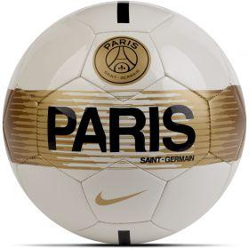 Paris Saint-Germain Supporters Football - Light Grey - Size 5