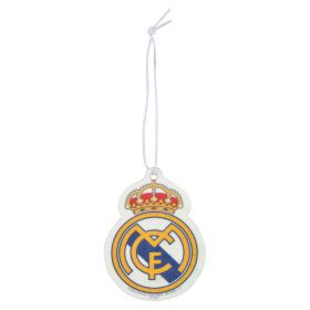 Real Madrid Car Air Freshener