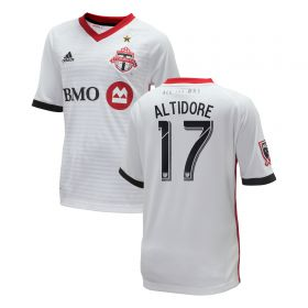 Toronto FC Away Shirt 2018 - Kids with Altidore 17 printing