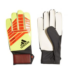 adidas Predator Goalkeeper Gloves - Red - Kids