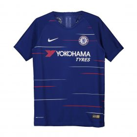 Chelsea Home Vapor Match Shirt 2018-19 - Kids with Jorginho 5 printing