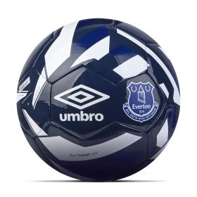 Everton Neo Trainer Football - Dark Blue