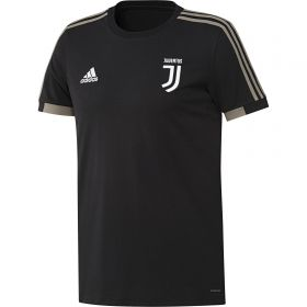 Juventus Training T-Shirt - Black
