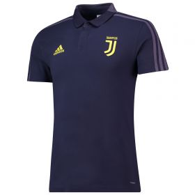 Juventus UCL Training Polo - Dark Blue