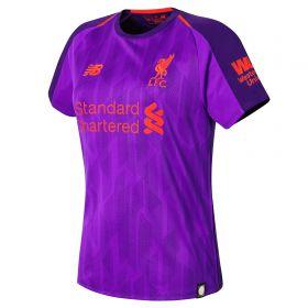 Liverpool Away Shirt 2018-19 - Womens with Keita 8 printing