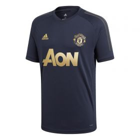 Manchester United UCL Training Jersey - Navy