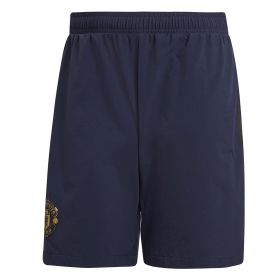 Manchester United UCL Training Short - Navy