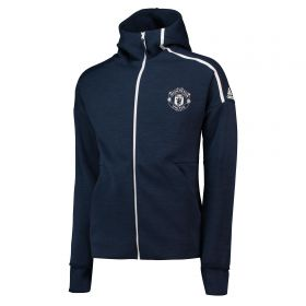 Manchester United ZNE 3.0 Anthem Jacket - Navy