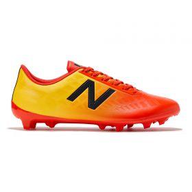 New Balance Furon 4.0 Dispatch Firm Ground Football Boots - Orange - Kids