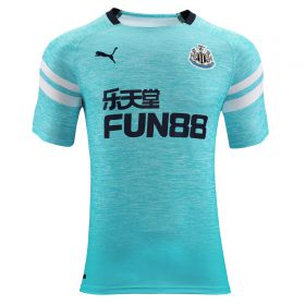 Newcastle United Authentic evoKNIT Third Shirt 2018-19