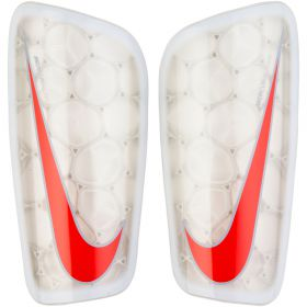 Nike Mercurial Flylite SuperLock Shinguard - Grey