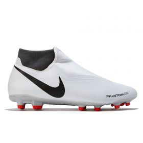 Nike Phantom Vision Academy Dynamic Fit Multi-Ground Football Boots - Grey