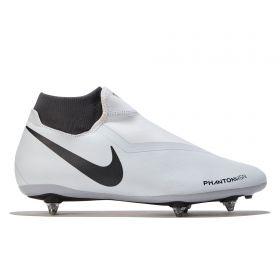 Nike Phantom Vision Academy Dynamic Fit Soft Ground Football Boots - Grey