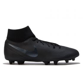 Nike Phantom Vision Club Dynamic Fit Multi-Ground Football Boots - Black