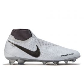 Nike Phantom Vision Elite Dynamic Fit Firm Ground Football Boots - Grey