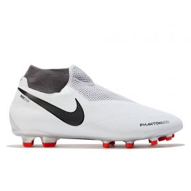 Nike Phantom Vision Pro Dynamic Fit Firm Ground Football Boots - Grey