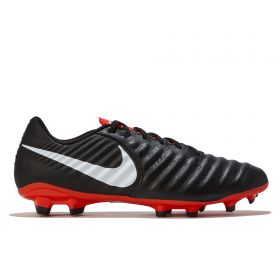 Nike Tiempo Legend 7 Academy Multi-Ground Football Boot - Black/Red