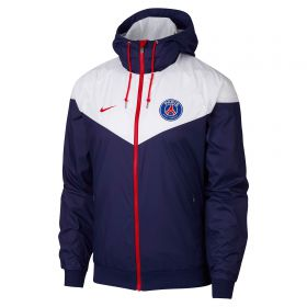 Paris Saint-Germain Authentic Windrunner - Blue