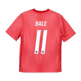 Real Madrid Third Shirt 2018-19 - Kids with Bale 11 printing