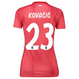 Real Madrid Third Shirt 2018-19 - Womens with Kovacic 23 printing
