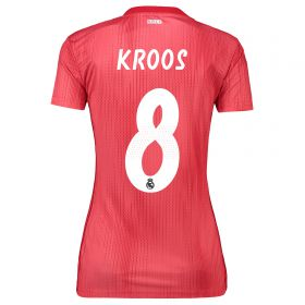 Real Madrid Third Shirt 2018-19 - Womens with Kroos 8 printing