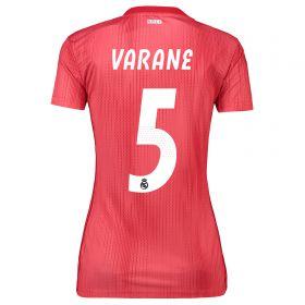 Real Madrid Third Shirt 2018-19 - Womens with Varane 5 printing