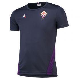 ACF Fiorentina Training Top - Dark Blue