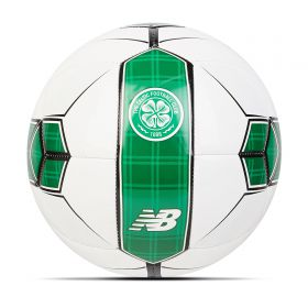 Celtic Dispatch Football - White