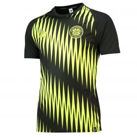 Celtic Elite Training Match Day Jersey - Black