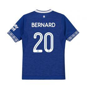 Everton Home Cup Shirt 2018-19 - Kids with Bernard 20 printing