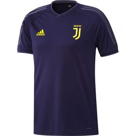 Juventus UCL Training Jersey - Dark Blue