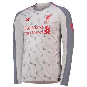 Liverpool Third Shirt 2018-19 - Long Sleeve with Shaqiri 23 printing
