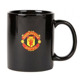 Manchester United React Mug