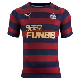 Newcastle United Authentic evoKNIT Away Shirt 2018-19