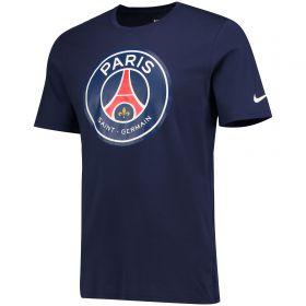 Paris Saint-Germain Ever Green T-Shirt - Navy
