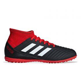 adidas Predator Tango 18.3 Astroturf Trainers - Black - Kids