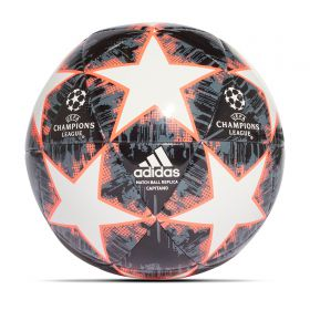 adidas UEFA Champions League Finale18 Capitano Football - White