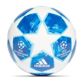 adidas UEFA Champions League Finale18 Miniball - White