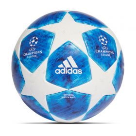 adidas UEFA Champions League Finale18 Official Match Football - White