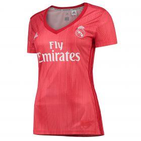Real Madrid Third Shirt 2018-19 - Womens with Kroos 8 printing