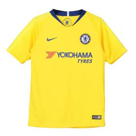Chelsea Away Stadium Shirt 2018-19 - Kids with Loftus-Cheek 12 printing