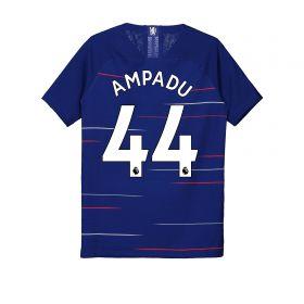 Chelsea Home Vapor Match Shirt 2018-19 - Kids with Ampadu 44 printing