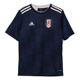 Fulham Away Shirt 2018-19 - Kids