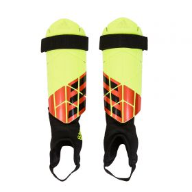 adidas X Reflex Shinguards - Yellow
