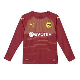 BVB Third Shirt 2018-19 - Kids with Paco Alcacer 9 printing