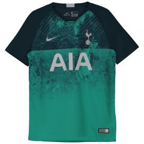 Tottenham Hotspur Third Stadium Shirt 2018-19 - Kids with Lamela 11 printing