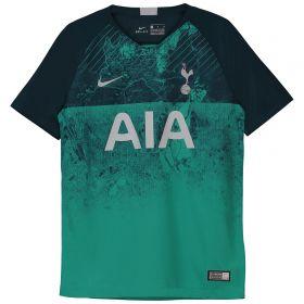 Tottenham Hotspur Third Stadium Shirt 2018-19 - Kids with Wanyama 12 printing