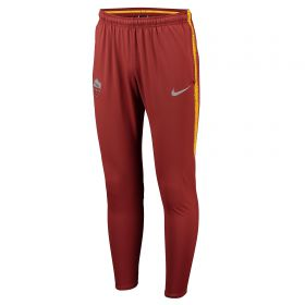 AS Roma Squad Training Pant - Red